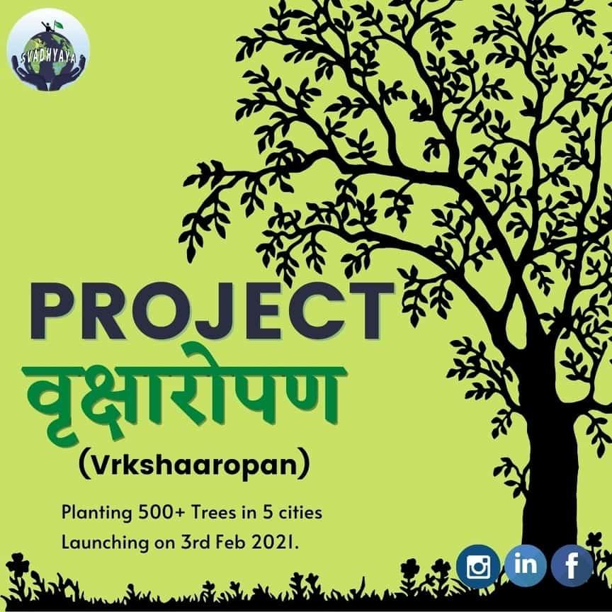 Project-Vriksharopan-Svadhyaya-Youth-Organisation