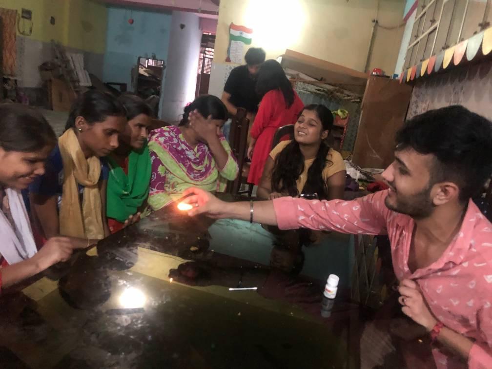 Mission सशक्तिकरण Empowerment Svadhyaya Youth Organisation